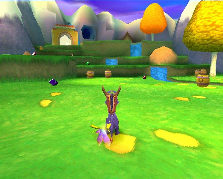 Spyro the dragon (1998) pc rus скачать через торрент на pc.